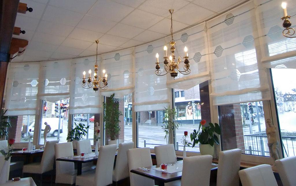 Irodion Fellbach Restaurant Website